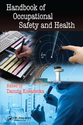 Handbook of Occupational Safety and Health: 1st Edition (Hardback) book cover