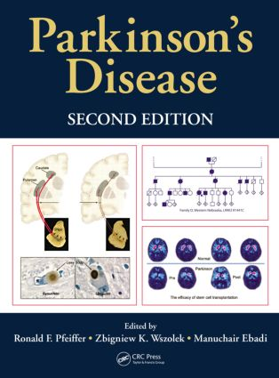 Parkinson's Disease, Second Edition: 2nd Edition (Hardback) book cover