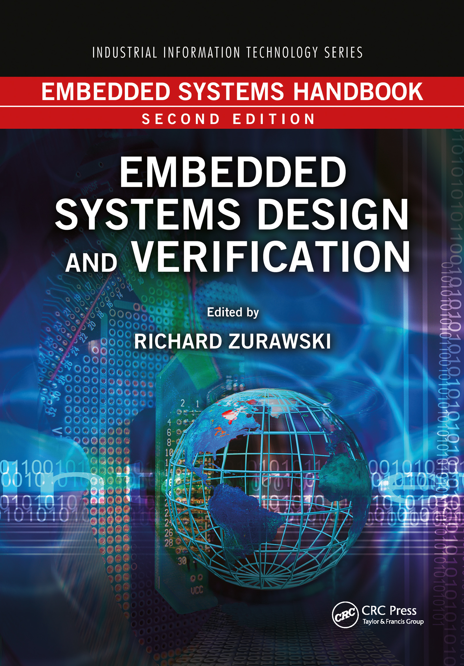 Embedded Systems Handbook: Embedded Systems Design and Verification, 1st Edition (Hardback) book cover
