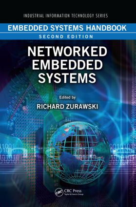 Embedded Systems Handbook: Networked Embedded Systems, 1st Edition (Hardback) book cover