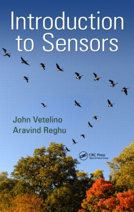 Introduction to Sensors: 1st Edition (Hardback) book cover