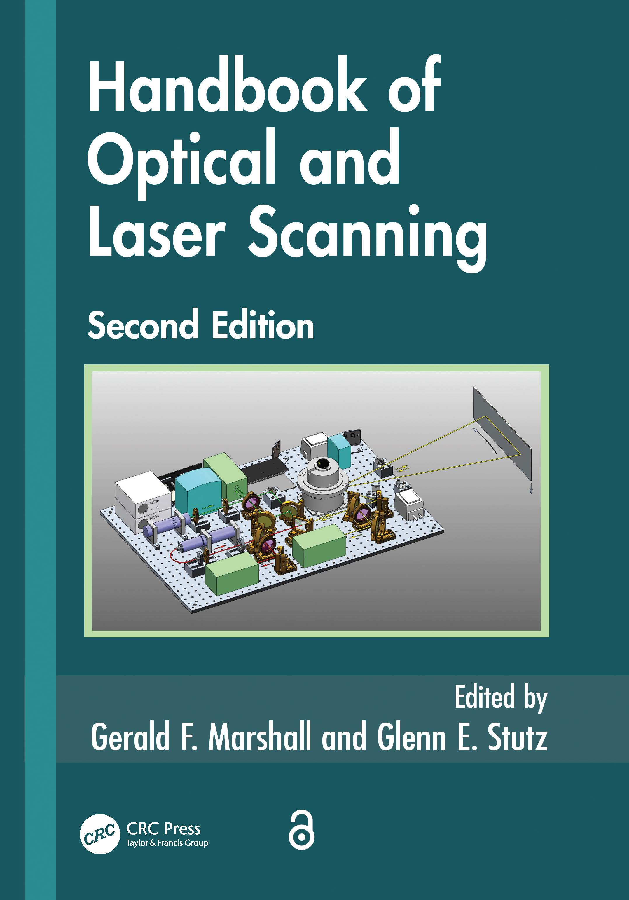 Handbook of Optical and Laser Scanning book cover