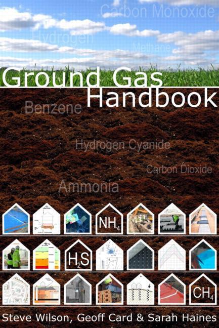 Ground Gas Handbook (Hardback) book cover