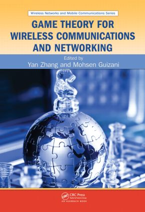 Game Theory for Wireless Communications and Networking (Hardback) book cover