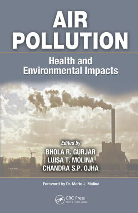 Air Pollution: Health and Environmental Impacts, 1st Edition (Hardback) book cover