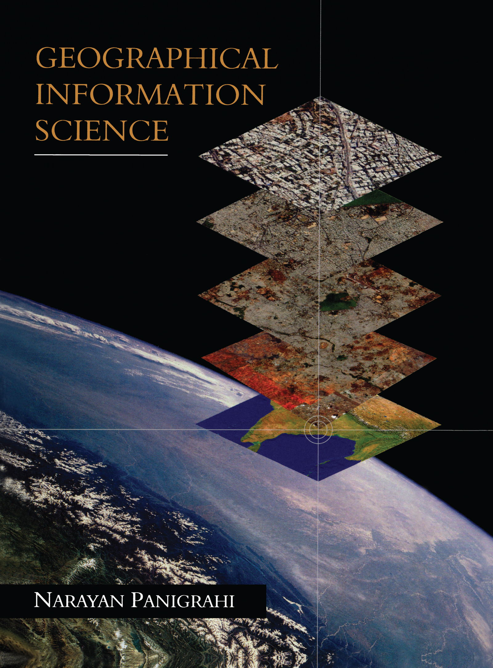 Geographical Information Science book cover