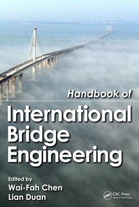 Handbook of International Bridge Engineering: 1st Edition (Hardback) book cover