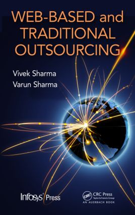 Web-Based and Traditional Outsourcing: 1st Edition (Hardback) book cover