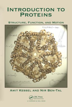 Introduction to Proteins: Structure, Function, and Motion book cover