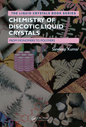 Chemistry of Discotic Liquid Crystals: From Monomers to Polymers book cover