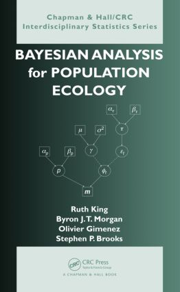 Bayesian Analysis for Population Ecology: 1st Edition (Hardback) book cover