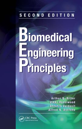Biomedical Engineering Principles, Second Edition: 2nd Edition (Hardback) book cover