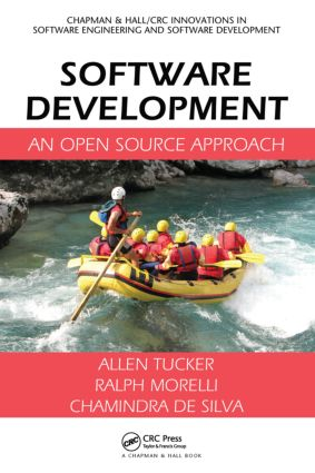 Software Development: An Open Source Approach book cover