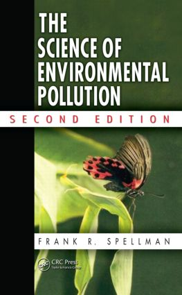 The Science of Environmental Pollution, Second Edition: 2nd Edition (Hardback) book cover