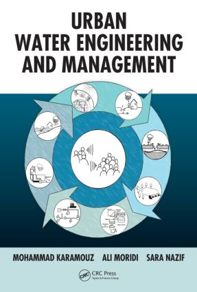 Urban Water Engineering and Management: 1st Edition (Hardback) book cover