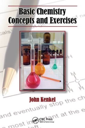 Basic Chemistry Concepts and Exercises: 1st Edition (Paperback) book cover