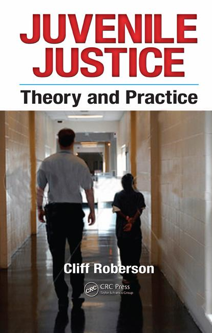Juvenile Justice: Theory and Practice (Hardback) book cover