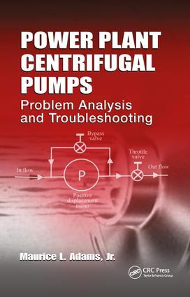 Power Plant Centrifugal Pumps: Problem Analysis and Troubleshooting, 1st Edition (e-Book) book cover