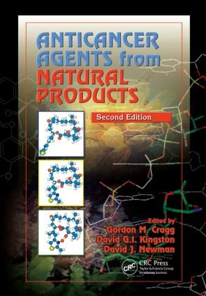 Anticancer Agents from Natural Products: 2nd Edition (Hardback) book cover