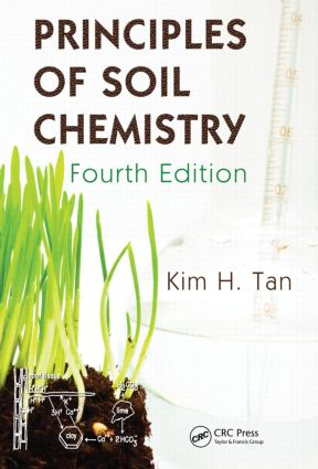 Principles of Soil Chemistry: 4th Edition (Hardback) book cover