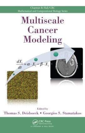 Multiscale Cancer Modeling: 1st Edition (Hardback) book cover