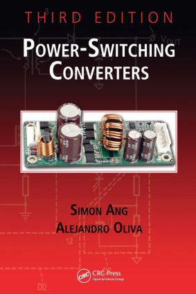 Power-Switching Converters: 3rd Edition (Hardback) book cover