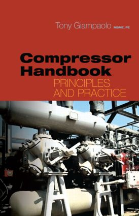 Compressor Handbook: Principles and Practice, 1st Edition (Hardback) book cover