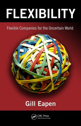 Flexibility: Flexible Companies for the Uncertain World, 1st Edition (Hardback) book cover