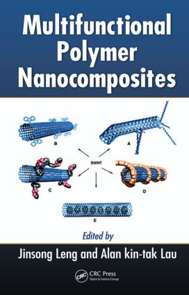 Multifunctional Polymer Nanocomposites: 1st Edition (Paperback) book cover