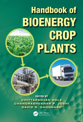 Handbook of Bioenergy Crop Plants (Hardback) book cover