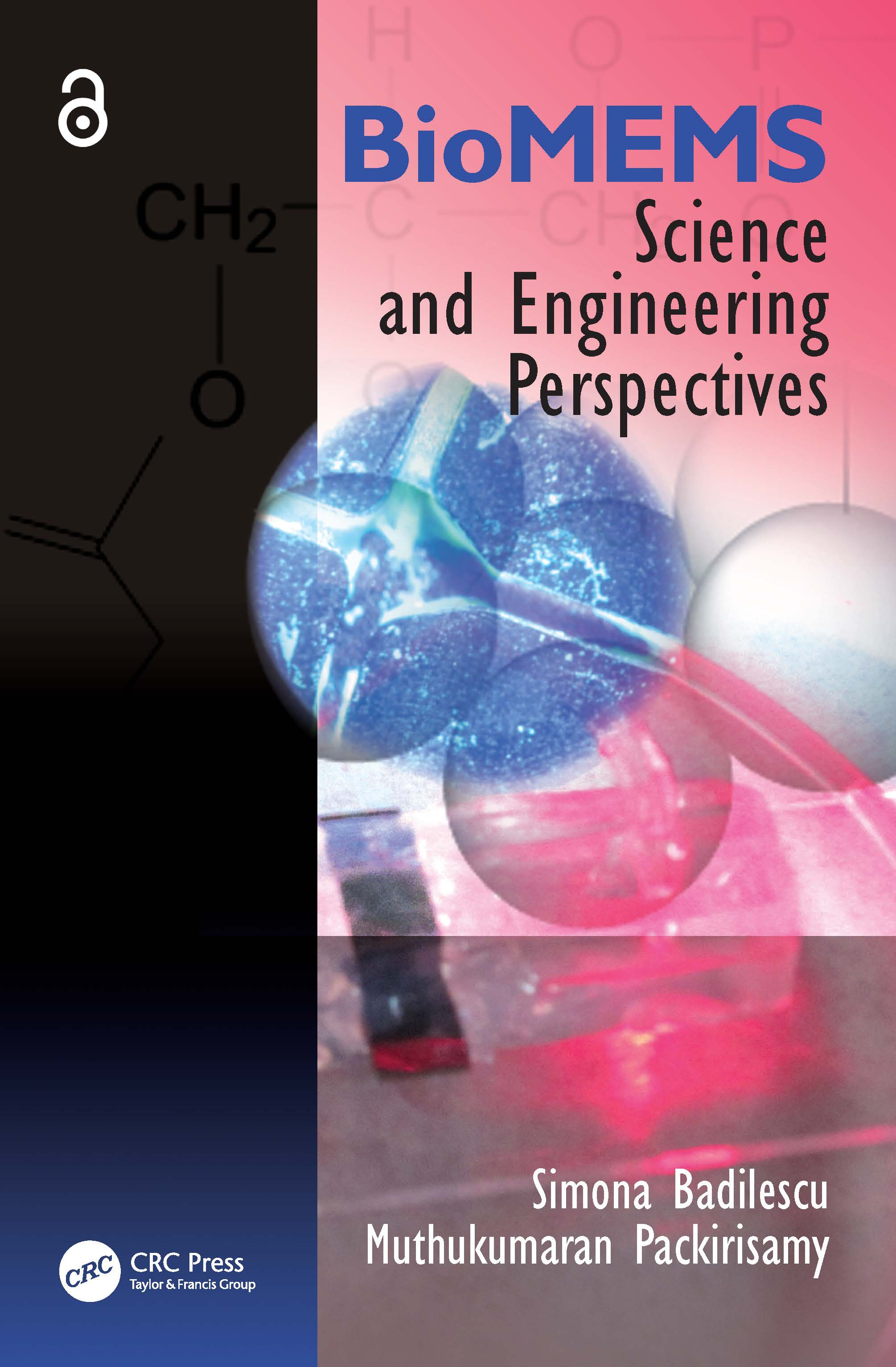 BioMEMS: Science and Engineering Perspectives, 1st Edition (Hardback) book cover