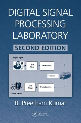 Digital Signal Processing Laboratory: 2nd Edition (Hardback) book cover