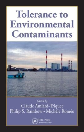 Tolerance to Environmental Contaminants: 1st Edition (Paperback) book cover
