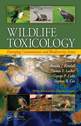Wildlife Toxicology: Emerging Contaminant and Biodiversity Issues, 1st Edition (Hardback) book cover