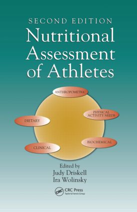 Nutritional Assessment of Athletes: 2nd Edition (Hardback) book cover