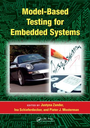 Model-Based Testing of Analog Embedded Systems Components