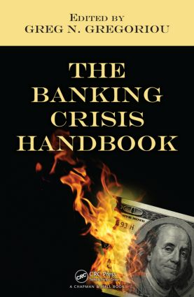 The Banking Crisis Handbook: 1st Edition (Paperback) book cover