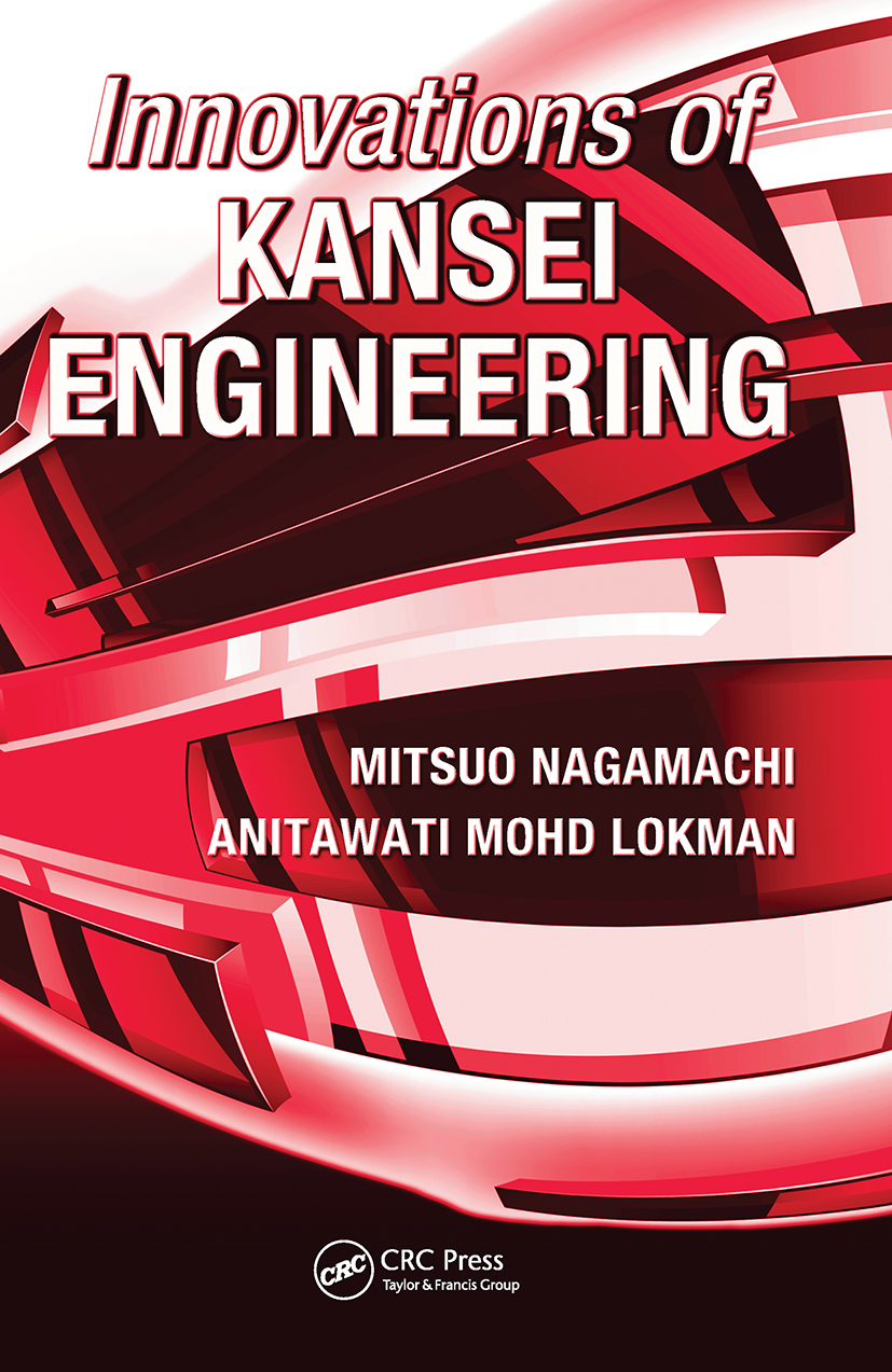 Innovations of Kansei Engineering: 1st Edition (Paperback) book cover