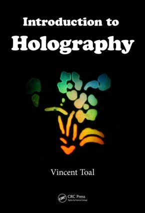 Introduction to Holography (Hardback) book cover