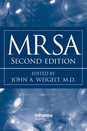 MRSA: 2nd Edition (Paperback) book cover