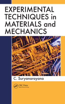 Experimental Techniques in Materials and Mechanics: 1st Edition (Hardback) book cover