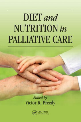 Diet and Nutrition in Palliative Care (Hardback) book cover