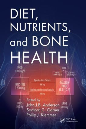 Diet, Nutrients, and Bone Health (Hardback) book cover