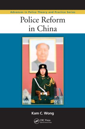 Police Reform in China book cover