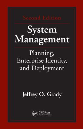 System Management: Planning, Enterprise Identity, and Deployment, Second Edition, 2nd Edition (Hardback) book cover