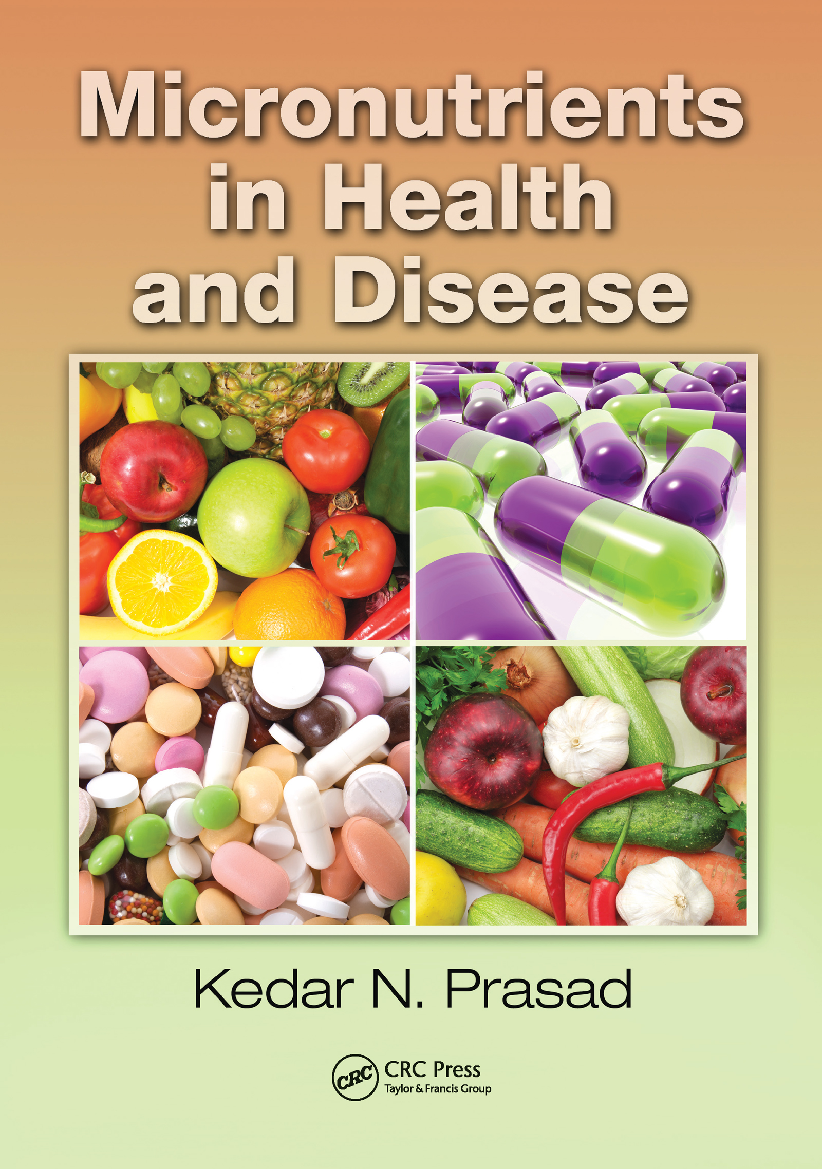 Micronutrients in Health and Disease: 1st Edition (Hardback) book cover