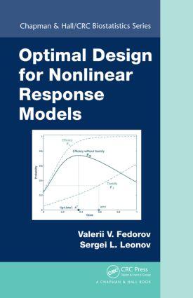 Optimal Design for Nonlinear Response Models (Hardback) book cover