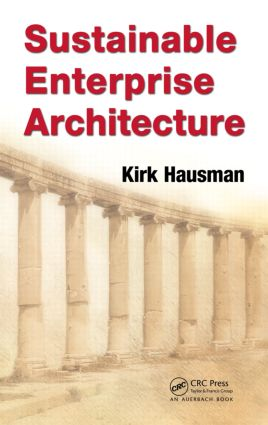 Sustainable Enterprise Architecture: 1st Edition (Paperback) book cover