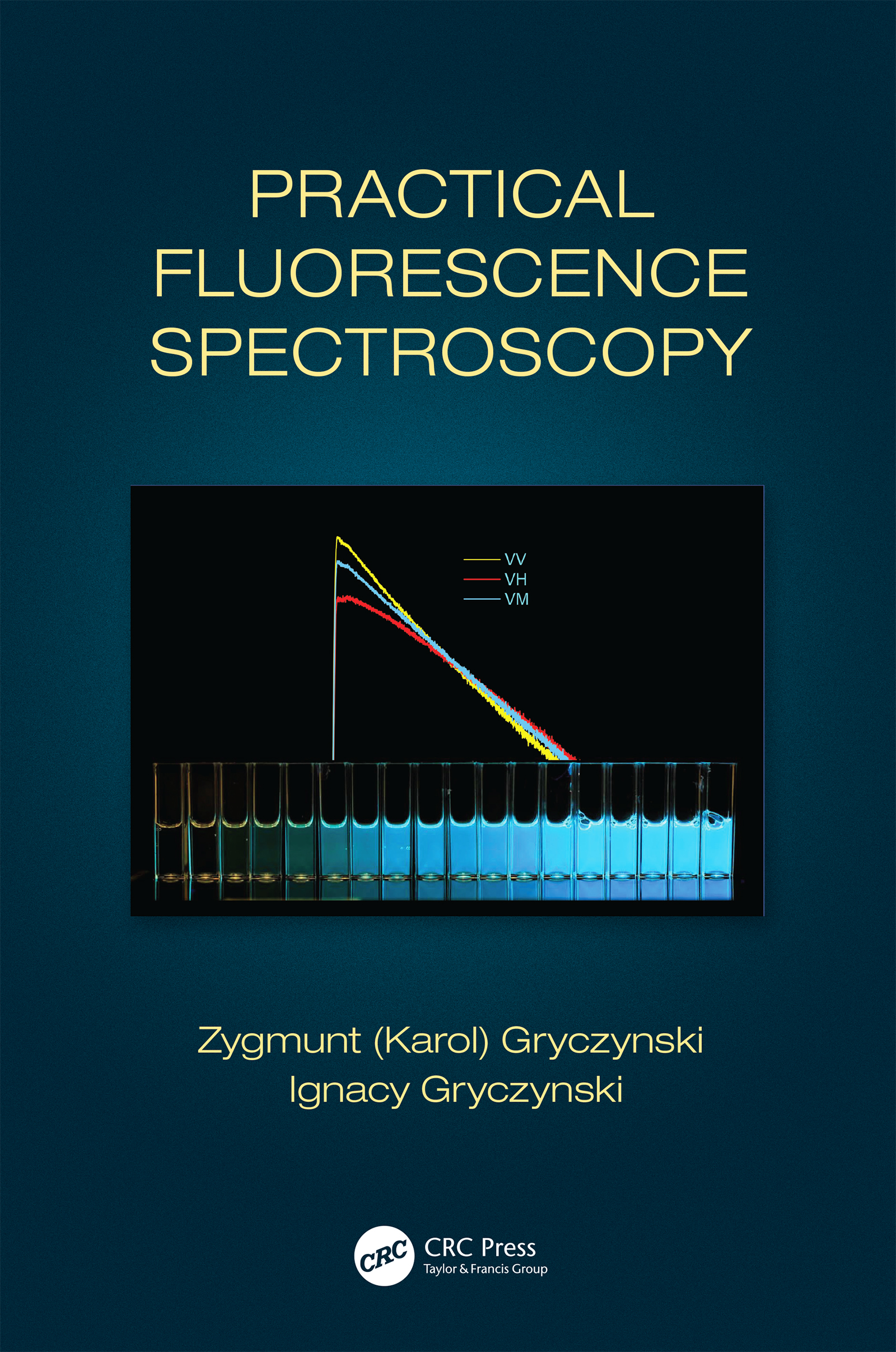 Practical Fluorescence Spectroscopy book cover