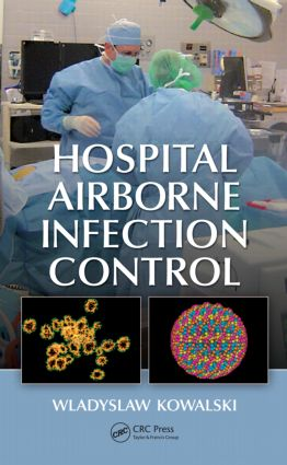 Hospital Airborne Infection Control (Hardback) book cover